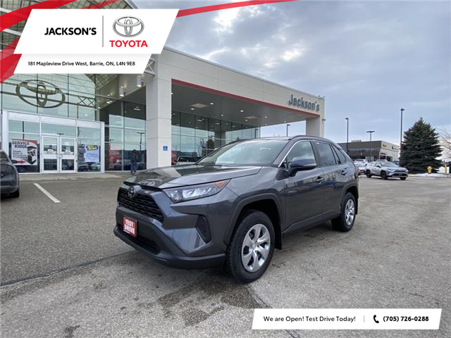 2021 Toyota RAV4 LE (Stk: 19614) in Barrie - Image 1 of 7