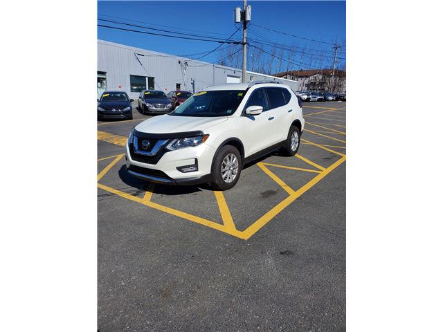 2018 Nissan Rogue SV AWD (Stk: p21-035) in Dartmouth - Image 1 of 16