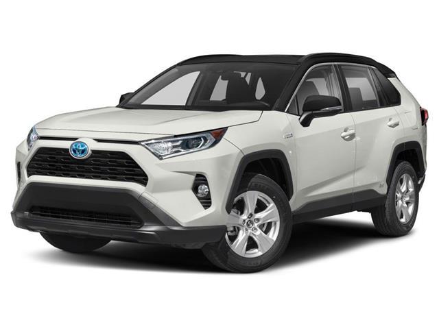 2021 Toyota RAV4 Hybrid XLE (Stk: 32435) in Aurora - Image 1 of 12