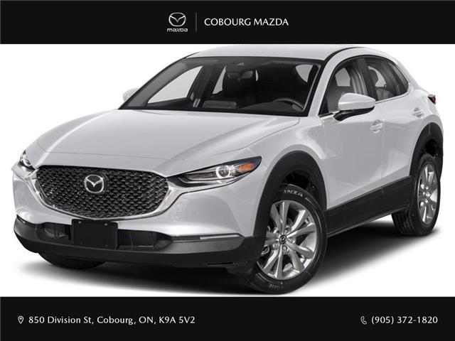 2021 Mazda CX-30 GS (Stk: 21158) in Cobourg - Image 1 of 9