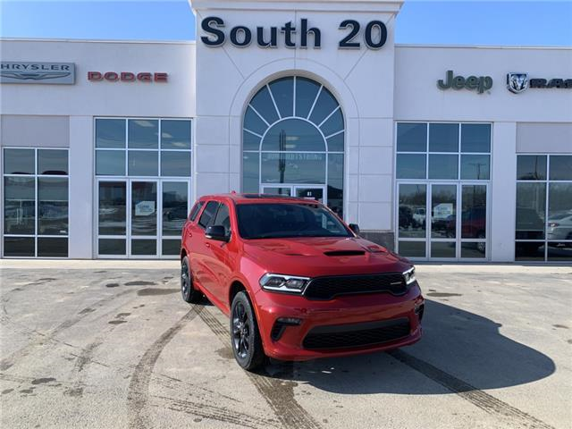 2021 Dodge Durango GT (Stk: 41025) in Humboldt - Image 1 of 25