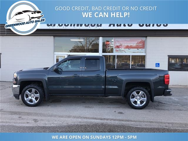 2018 Chevrolet Silverado 1500 1LT (Stk: 18-00783) in Greenwood - Image 1 of 22