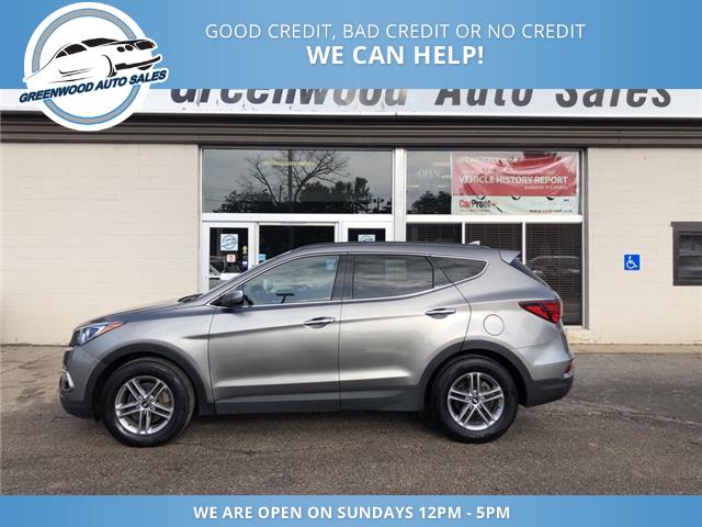 2018 Hyundai Santa Fe Sport 2.4 Premium (Stk: 18-53261) in Greenwood - Image 1 of 24