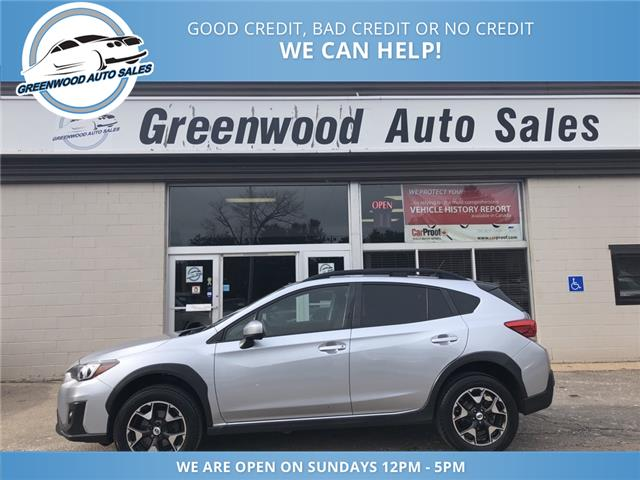 2018 Subaru Crosstrek Touring (Stk: 18-06520) in Greenwood - Image 1 of 22