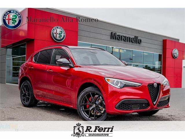 2021 Alfa Romeo Stelvio ti (Stk: 660AR) in Woodbridge - Image 1 of 5
