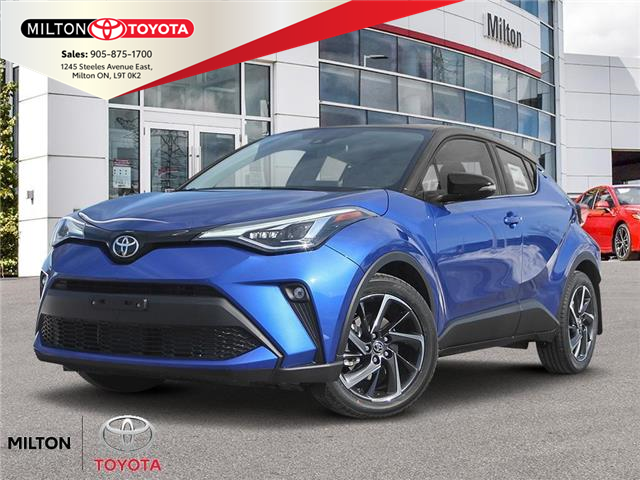 2021 Toyota C-HR Limited (Stk: 108668) in Milton - Image 1 of 23