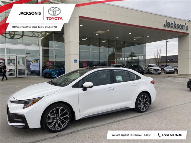 2021 Toyota Corolla SE (Stk: 11388) in Barrie - Image 1 of 10