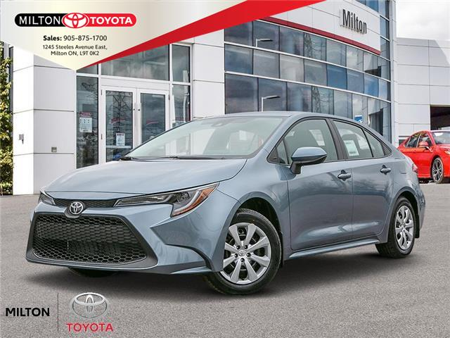2021 Toyota Corolla LE (Stk: 219438A) in Milton - Image 1 of 23