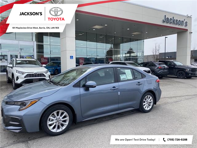 2021 Toyota Corolla SE (Stk: 11445) in Barrie - Image 1 of 8