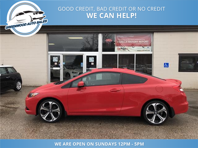 2013 Honda Civic Si (Stk: 13-01311) in Greenwood - Image 1 of 20