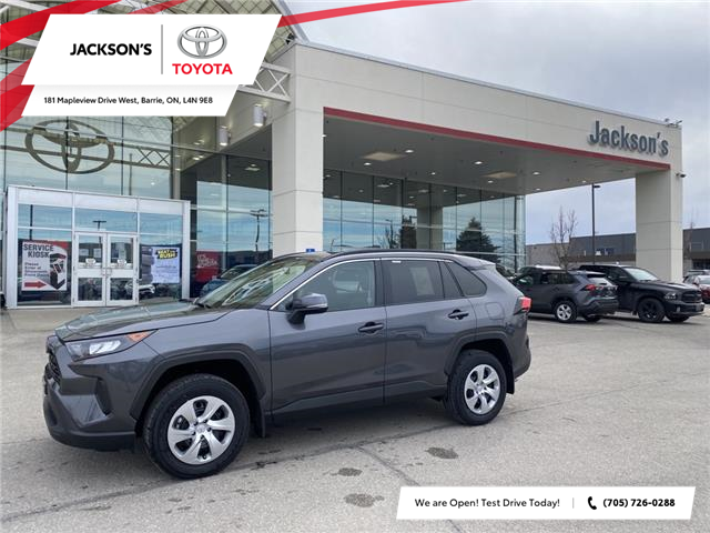 2021 Toyota RAV4 LE (Stk: 16433) in Barrie - Image 1 of 10