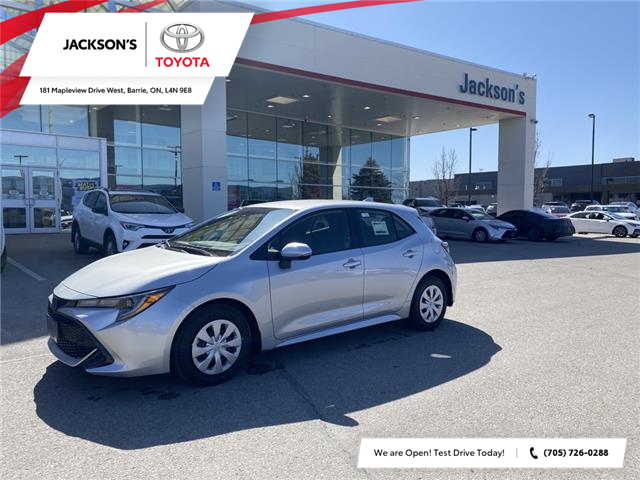 2021 Toyota Corolla Hatchback Base (Stk: 17874) in Barrie - Image 1 of 10