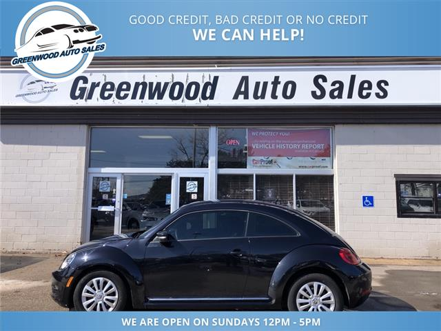 2016 Volkswagen Beetle 1.8 TSI Dune (Stk: 16-26044) in Greenwood - Image 1 of 18