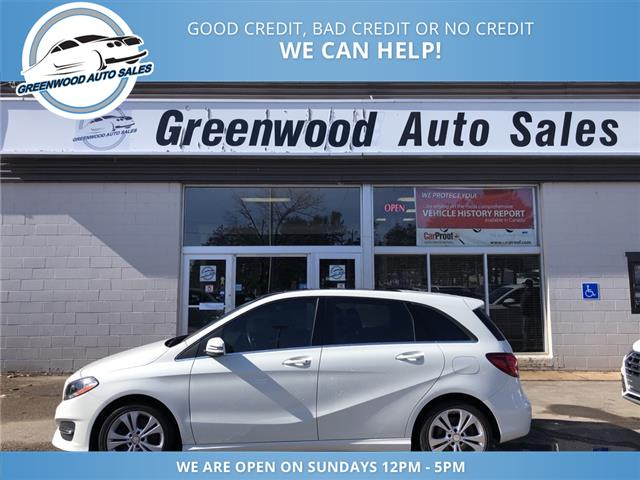 2015 Mercedes-Benz B-Class Sports Tourer (Stk: 15-04687) in Greenwood - Image 1 of 19