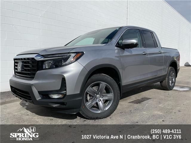 2021 Honda Ridgeline Touring (Stk: H00526) in North Cranbrook - Image 1 of 1