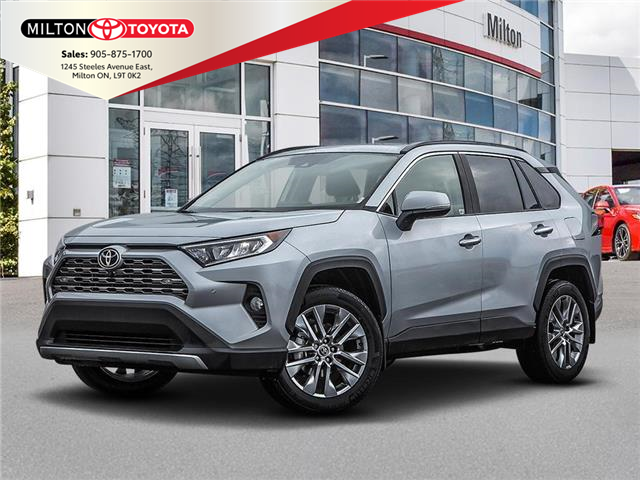 2021 Toyota RAV4 Limited (Stk: 196679) in Milton - Image 1 of 11