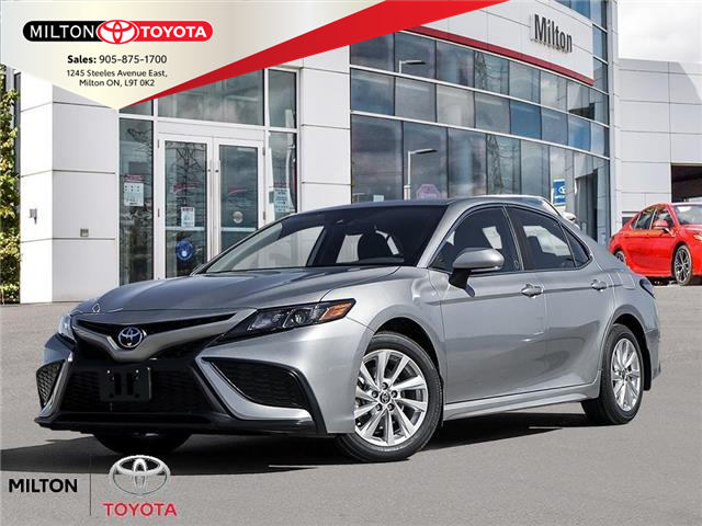 2021 Toyota Camry SE (Stk: 563509) in Milton - Image 1 of 23
