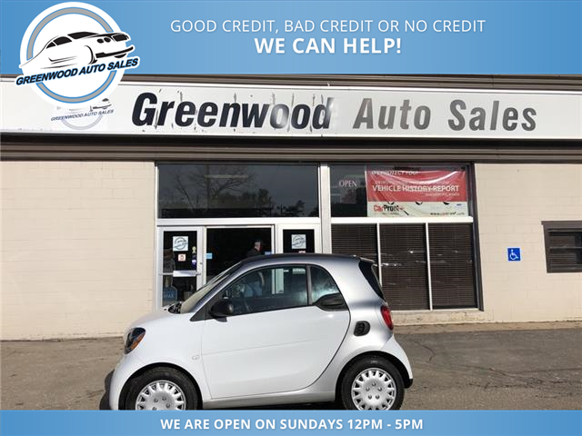 2016 Smart Fortwo Pure (Stk: 16-55417) in Greenwood - Image 1 of 20