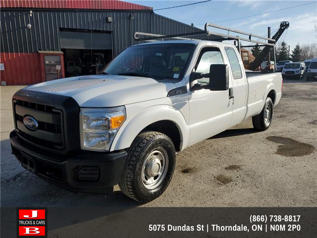 2014 Ford F-250 XL (Stk: 6602) in Thordale - Image 1 of 8