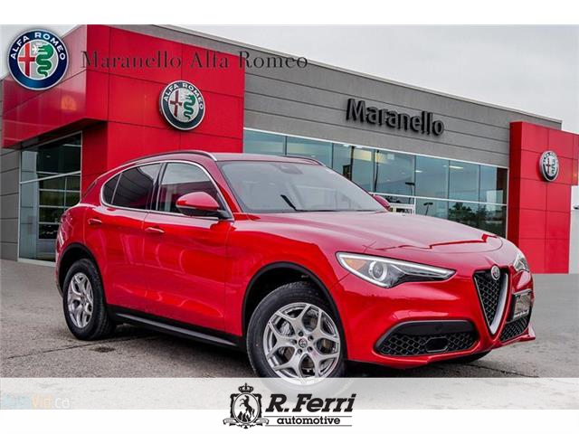 2021 Alfa Romeo Stelvio Sprint (Stk: 671AR) in Woodbridge - Image 1 of 18