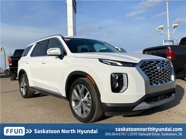 2021 Hyundai Palisade Preferred KM8R3DHE9MU198044 B7864 in Saskatoon