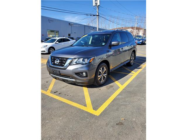 2017 Nissan Pathfinder SV 4WD (Stk: p21-034) in Dartmouth - Image 1 of 15