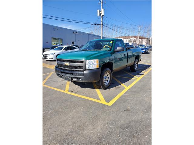 2011 Chevrolet Silverado 1500 Work Truck 2WD (Stk: p21-040) in Dartmouth - Image 1 of 11