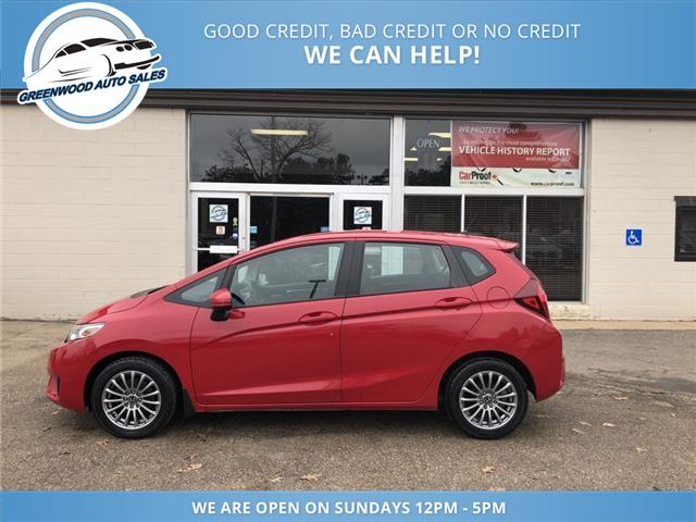 2016 Honda Fit LX (Stk: 16-06006) in Greenwood - Image 1 of 23