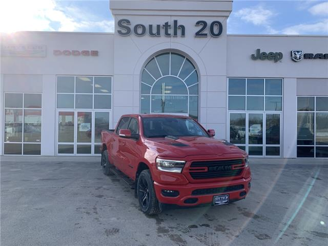 2021 RAM 1500 Sport (Stk: 41035) in Humboldt - Image 1 of 22