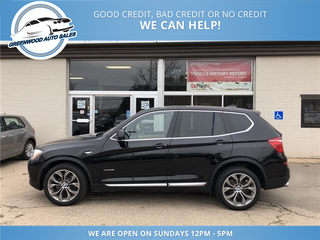 2017 BMW X3 xDrive28i (Stk: 17-11280) in Greenwood - Image 1 of 22