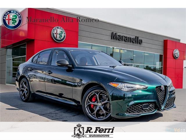 2021 Alfa Romeo Giulia ti (Stk: 684AR) in Woodbridge - Image 1 of 16