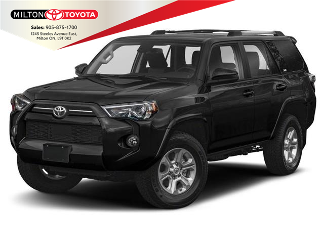 2021 Toyota 4Runner Base (Stk: 907703) in Milton - Image 1 of 9
