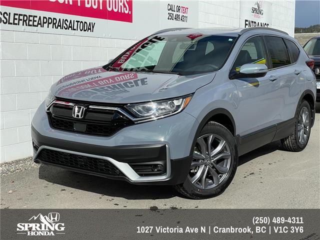 2021 Honda CR-V Sport (Stk: H09207) in North Cranbrook - Image 1 of 1