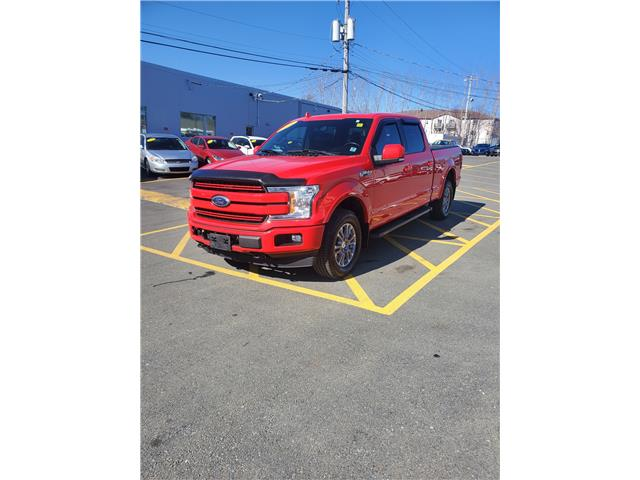 2018 Ford F-150 Lariat SuperCrew 5.5-ft. Bed 4WD (Stk: p21-061) in Dartmouth - Image 1 of 13