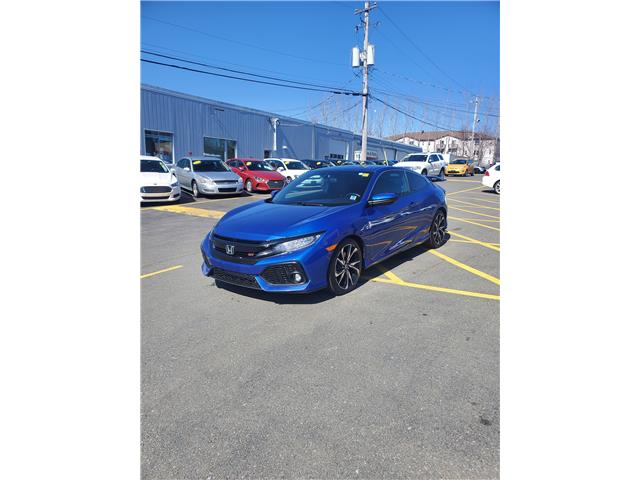 2018 Honda Civic Si coupe (Stk: p21-068) in Dartmouth - Image 1 of 14
