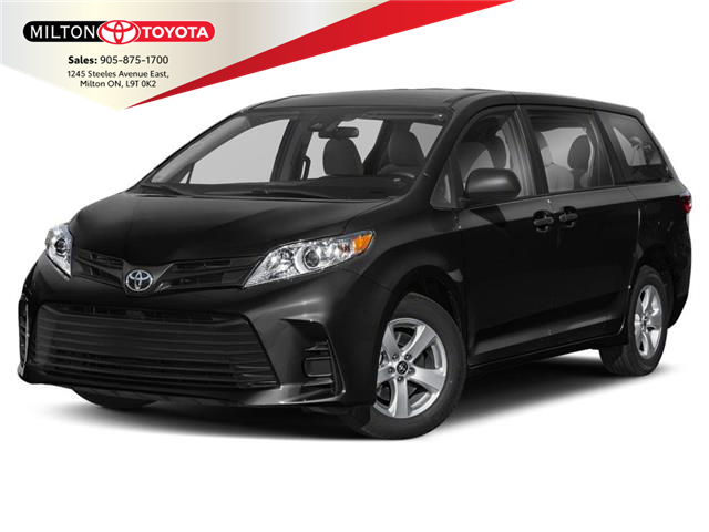 2020 Toyota Sienna LE 8-Passenger (Stk: 078422) in Milton - Image 1 of 9
