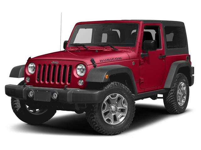 2016 Jeep Wrangler Rubicon (Stk: B0183) in Humboldt - Image 1 of 9
