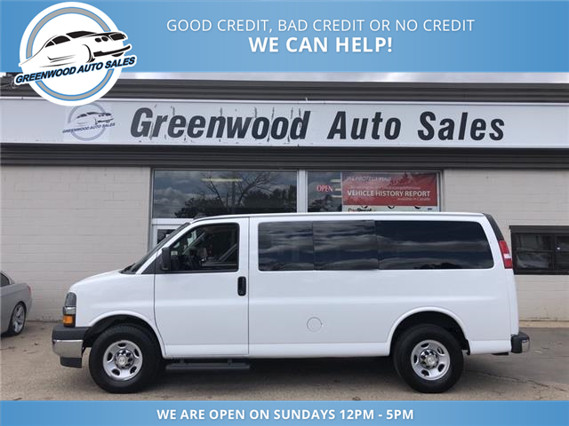 2019 Chevrolet Express 2500 LT (Stk: 19-16980) in Greenwood - Image 1 of 21