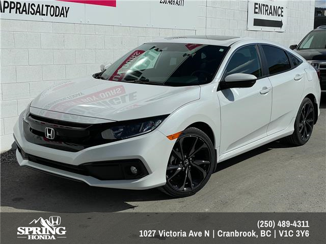 2021 Honda Civic Sport (Stk: H03657) in North Cranbrook - Image 1 of 1