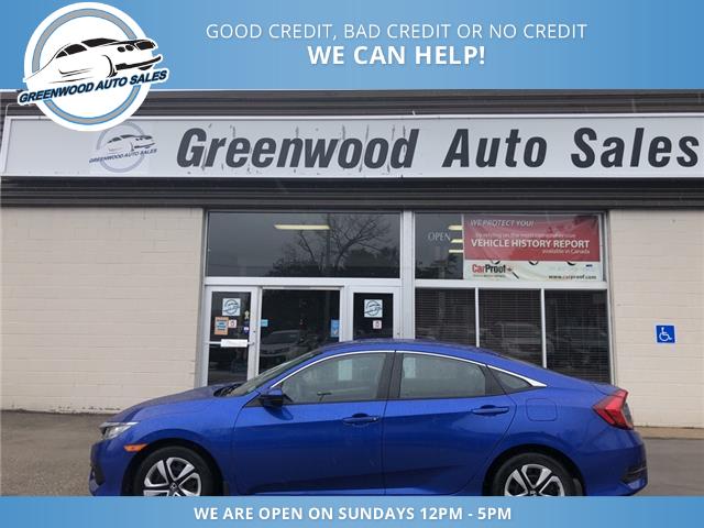 2017 Honda Civic LX (Stk: 17-39158) in Greenwood - Image 1 of 20