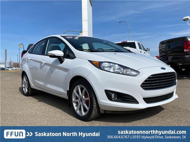 2015 Ford Fiesta SE (Stk: 50200A) in Saskatoon - Image 1 of 14