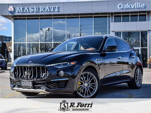 2020 Maserati Levante  (Stk: U605) in Oakville - Image 1 of 30