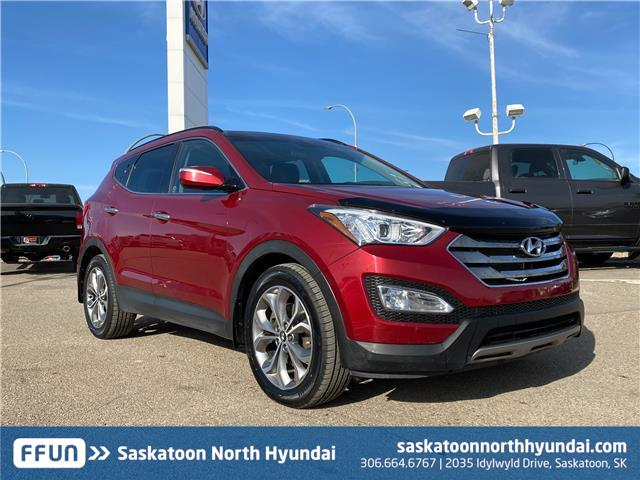 2014 Hyundai Santa Fe Sport 2.0T Limited (Stk: 50179A) in Saskatoon - Image 1 of 18