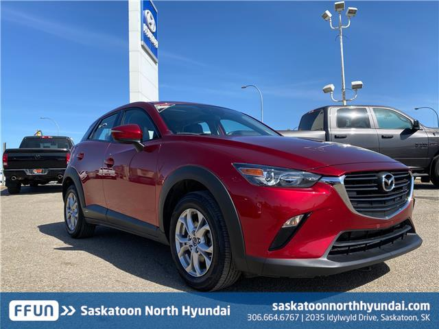 2019 Mazda CX-3 GS (Stk: B7826) in Saskatoon - Image 1 of 19