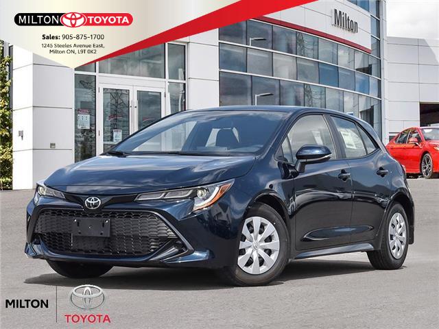 2021 Toyota Corolla Hatchback Base (Stk: 129732) in Milton - Image 1 of 23