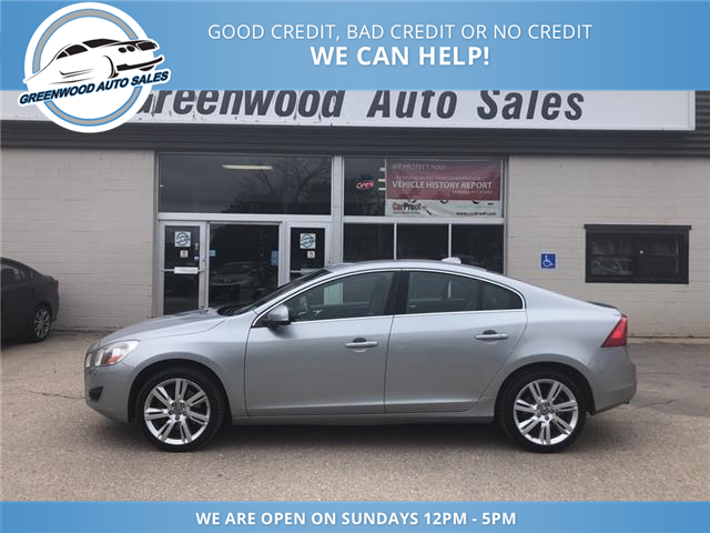 2012 Volvo S60 T5 Level 1 (Stk: 12-30823) in Greenwood - Image 1 of 23