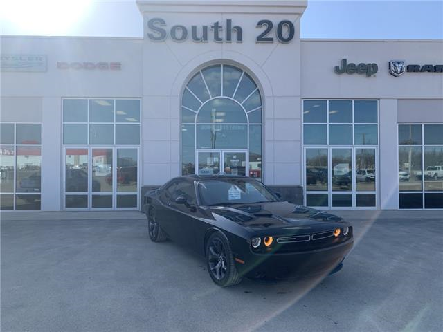 2018 Dodge Challenger SXT (Stk: B0176) in Humboldt - Image 1 of 22
