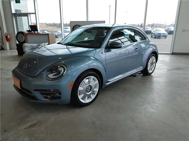 2019 Volkswagen Beetle Wolfsburg Edition (Stk: V0601) in Sault Ste. Marie - Image 1 of 18