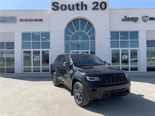 2021 Jeep Grand Cherokee Limited (Stk: 41029) in Humboldt - Image 1 of 22