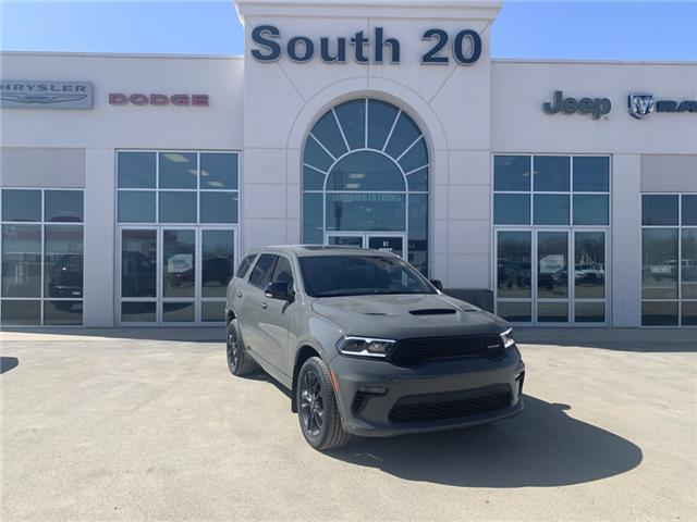 2021 Dodge Durango GT (Stk: 41037) in Humboldt - Image 1 of 25